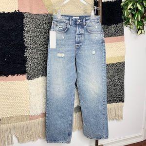 Boyish x Free People The Ziggy Jeans